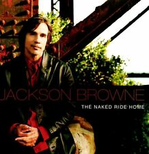 JACKSON BROWNE the naked ride home (CD album) EX/EX 7559-62793-2 soft rock