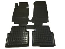 Rubber Carmats for BMW E36 4D SD 1990-99 All Weather Floor Mats Fully Tailored