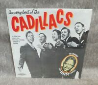 The CADILLACS~The Very Best Of The Cadallics~MURRAY HILL-001195-FACTORY SEALED!