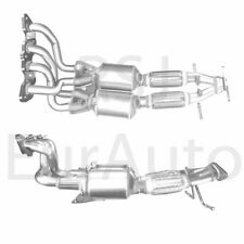 BM91483H Catalytic Converter FORD FOCUS 1.6Ti 16v Mk.2 (115bhp) 9/04-3/07 (twin