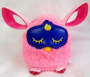 FURBY Connect PINK Interactive Friend Toy Bluetooth Hasbro 2016 Tested Works