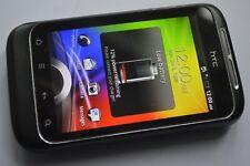 HTC Wildfire S - Black (Unlocked) Smartphone (Good Condition)