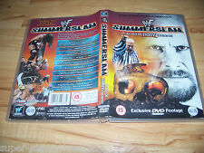 WWF DVD Wrestling Summer Slam 1999 englisch wXw WWA WWE WCW AWA CWA DWA NWA TNA