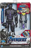 Marvel Avengers Endgame Black Panther Titan Hero Blast Gear Action Figure Toy