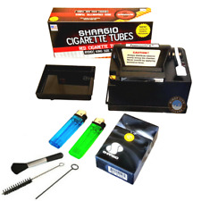 Powermatic 2 Electric Cigarette Injector+ Lighters, Cig Case and  KS Tubes
