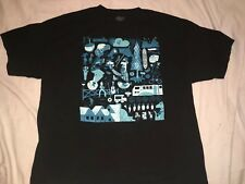 "PENDLETON PORTLANDIA ""Here In Portland"" Limited Edition Black T Shirt XL"