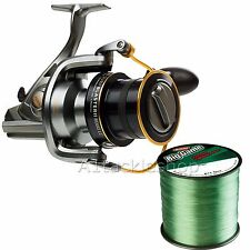 Penn Surfblaster II 8000 Fishing Reel & Free Berkley Big Game Ligne