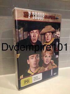 F Troop DVD Series second Season 2 Box Set New & Sealed Australia All Regions