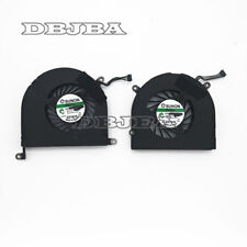 "Fan Apple MacBook Pro Unibody A1297 17"" Left + Right CPU Fan 2009 2010 2011"