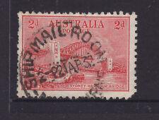 Postmark: Ship Mail Room Melbourne.