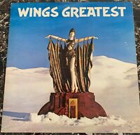 WINGS GREATEST HITS 1978 Vinyl LP Record Album VG+ TESTED