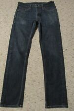 Levis 511 Commuter 31X30  Skinny Fit Jeans Med Wash Button Fly Jeans