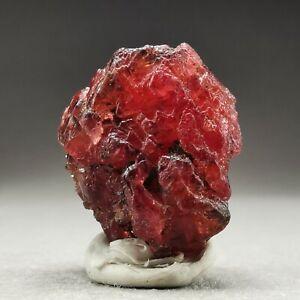 28.09ct Spinel Cluster / Vietnam / Rough Crystal Gem Gemstone Mineral Specimen