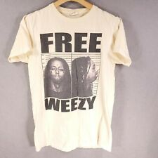 LIL WAYNE Free Weezy Young Money CD Hip Hop Rebirth T-Shirt 100/% Cotton Shirt