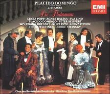 J. Strauss: Die Fledermaus 2 Emi Import Cds Placido Domingo Lucia Popp