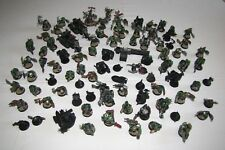 Warhammer 40k Ork Army Large Lot Assembled Pieces Miniatures Painted