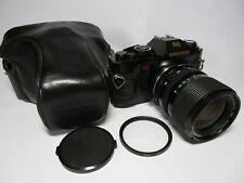 Miranda MS-3 Full Auto Manual SLR Street Camera with Compact 35-70mm Lens & Case