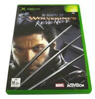 X-Men 2 Wolverine's Revenge XBOX Original PAL *Complete*