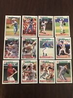 1991 Score Baseball Cards - Lot Of 30 Cards - Chipper Jones - Rookie Prospects