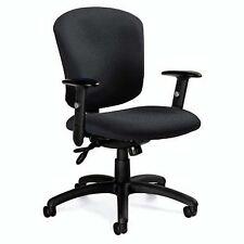 Global Supra X Medium Back Managerial Chair - 53363S110