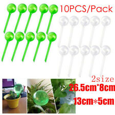 10X Garden Automatic Watering Globes Plant Self Watering Bulb For Plant Houses