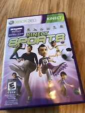Kinect Sports Xbox 360 Cib Game VC6