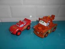 17.5.25.12 Lot CARS Martin dépanneuse Flash Mc Queen Mega bloks Disney voiture