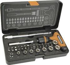 Neo Profesional trinquete Telescópica Destornillador & Socket Set 42 Piezas (Neo 08-709)
