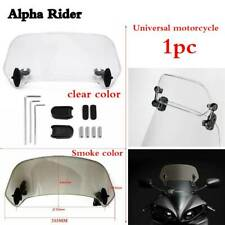 Adjustable Windscreen Spoiler Windshield Deflector For F750GS F850GS R1250GS/RT