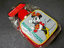 MINNIE MOUSE Water Bottle ZOJIRUSHI 1970s Vintage Disney Made in JAPAN Retro