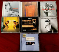 Blur, Placebo, Manic Street Preacher 7 CD Album Bundle - UK Releases