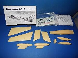 Sharkit 1/72 72015 - Northrop X-21A Resin Conversion (for the Italeri B-66)