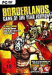 PC - Borderlands #Game of the Year Edition DEUTSCH mit OVP / DVD Case