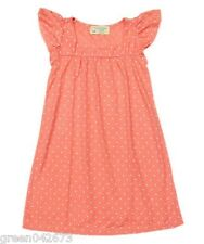 Girls Kids/Toddlers Popsicle Orange Sleepdress/Nightdress Sleepwear, L (5-6 y/o)