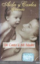 AIDA Y CARLOS CUEVAS     UN CANTO A MI MADRE   NEW-SEALED    CASSETTE