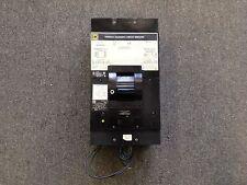 SQUARE D CIRCUIT BREAKER 400 AMP 600V 3 POLE 120V SHUNT LAL364001021 LA11021