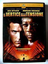 Dvd Al Vertice della Tensione - Edizione Speciale con Ben Affleck 2002 Usato