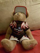 "NASCAR Boyds Kevin Harvick #29 Stuffed Plush Bear Toy Animal 14"" Tan NWT GM"