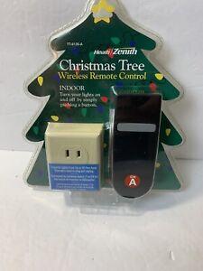 Heath Zenith (TT-6135-A) Wireless Christmas Tree Remote Control Indoor