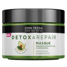 John Frieda Detox & Repair Masque for Dry, Stressed & Damaged Hair - 250ml