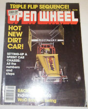 Open Wheel Magazine Setting-Up A Sprint Car Chassis November 1986 072214R
