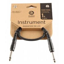 Planet Waves PW-CGTP-01 Classic Series 1ft Guitar Patch Cable Lead