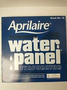 Aprilaire Water Panel Humidifier Filter Evaporator for 110 220 550 558 Stock #10