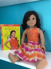 American Girl Today Jess Doll And Book