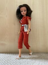 "Vintage Pedigree Sindy Doll in 1982 ""Skater"" Outfit Ref:44720"