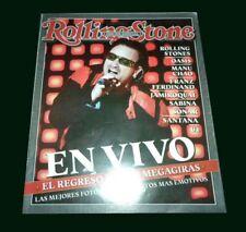 U2 - Rolling Stone Magazine Argentina