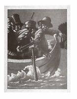 Tice Davids Ohio River Ripley Underground Railroad Conductor Black History print