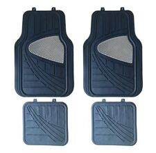 JEEP COMPASS ALL YEARS HEAVY DUTY RUBBER 4 PIECE VENUS CAR FLOOR MATS