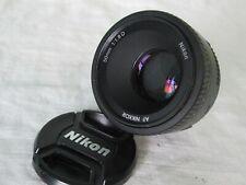 Nikon NIKKOR AF 50mm f1.8 D Lens Nikon Ais
