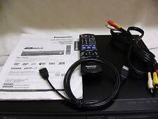 Panasonic DMR-EZ48V MINT 2011 HDMI, DUBBING VHS/DVD, W/DIGITAL TUNERS